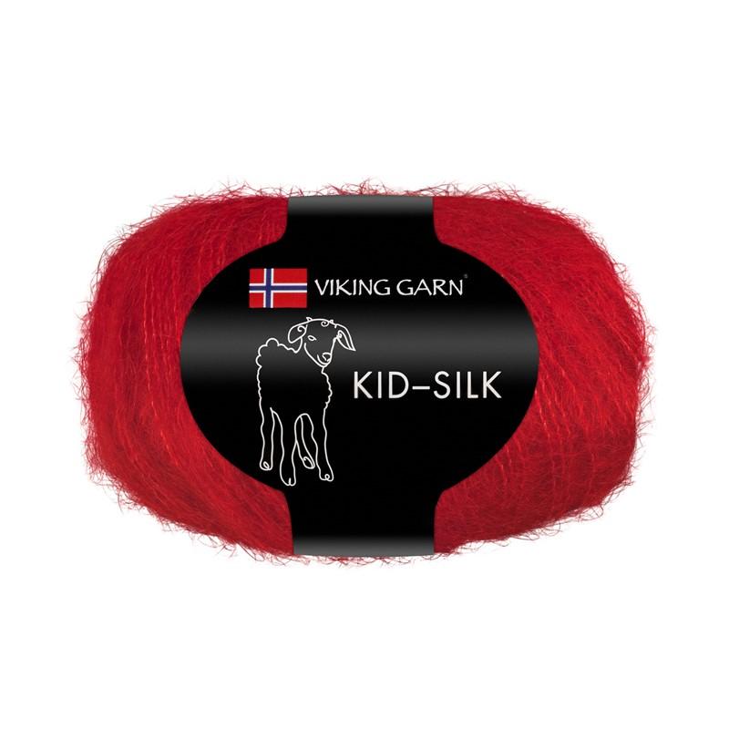 KID/SILK Rød 350