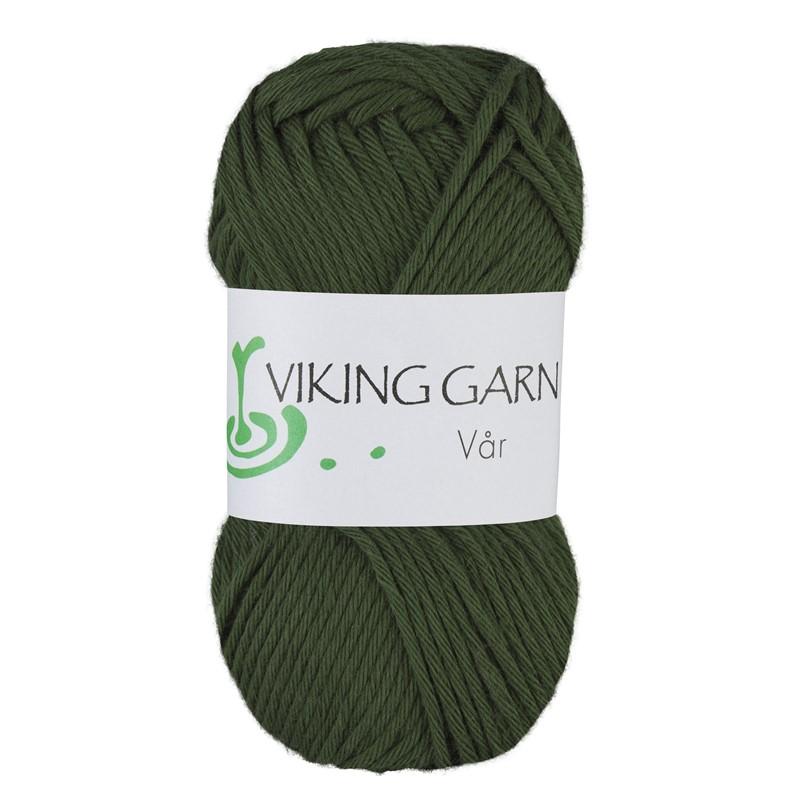 VÅR Mørk Grønn 433