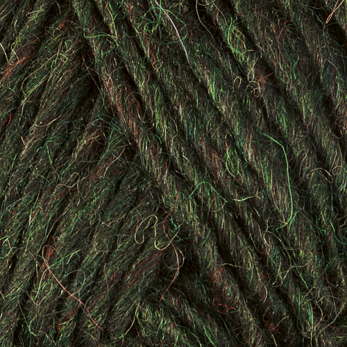 Álafosslopi Skogsgrønn Melange 9966