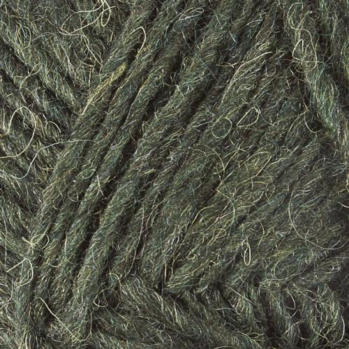 LÉTTLOPI Mørk Mosegrønn 1407