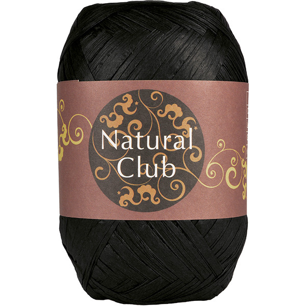 NATURAL CLUB RAFFIA Sort #21