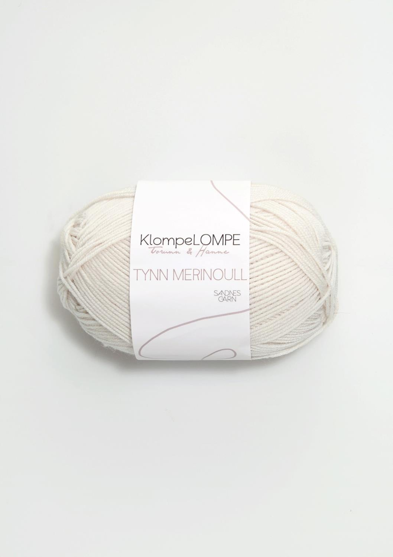 KLOMPELOMPE TYNN MERINOULL Kitt 1013
