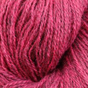 SØLJE PELSULL Mørk Rosa 2114