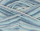 CREATIVE COTTON PRINT Blue Print 006
