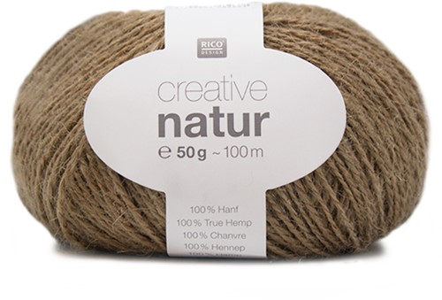 CREATIVE NATUR Brun 002