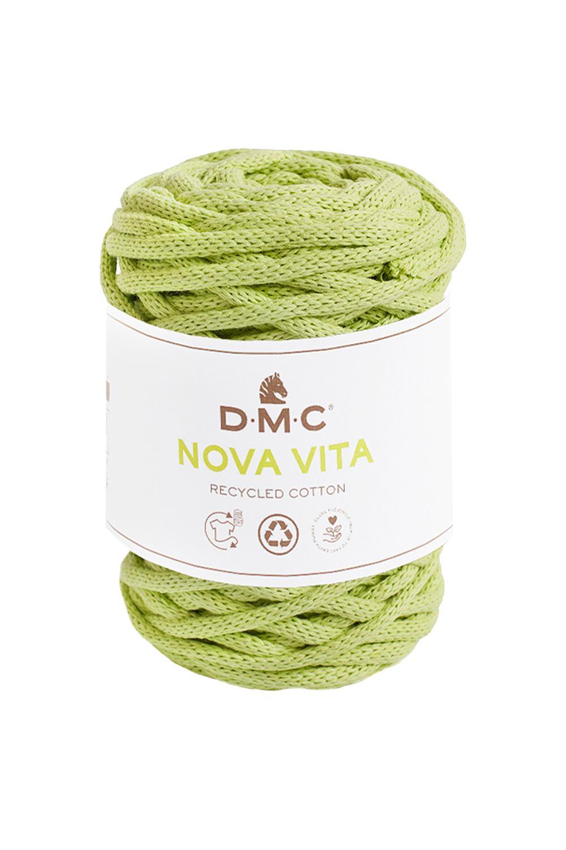 DMC NOVA VITA Lys Eplegrønn 084