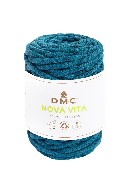 DMC NOVA VITA Mørk Petrol 073