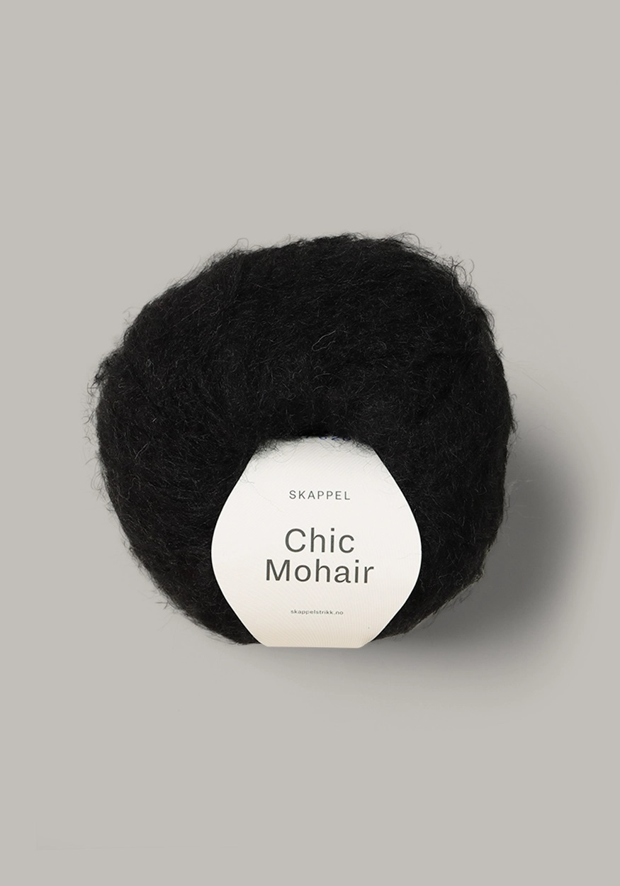CHIC MOHAIR Sort 507