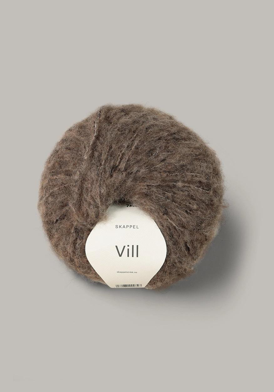 VILL Barkbrun 906