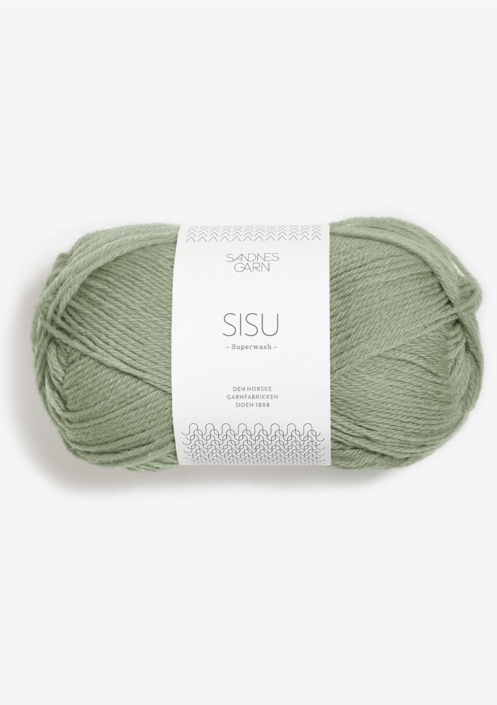 SISU Støvet Lys Grønn 9041