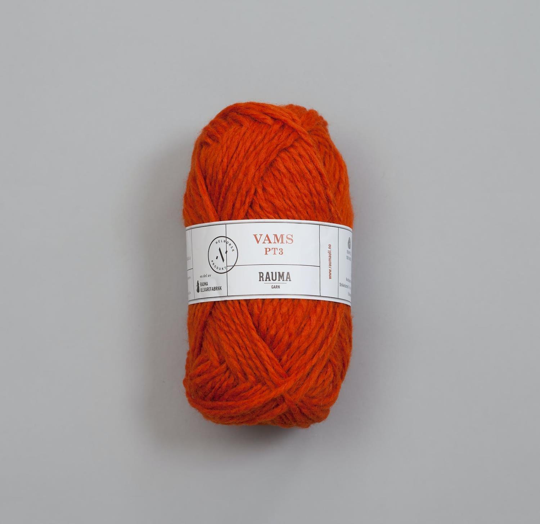 VAMS PT3 Mørk Oransje V61