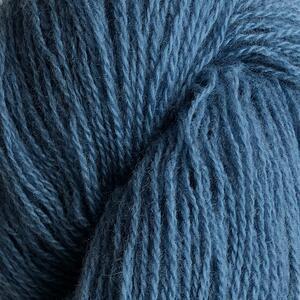 CASHMERE LACE Mellomblå 327