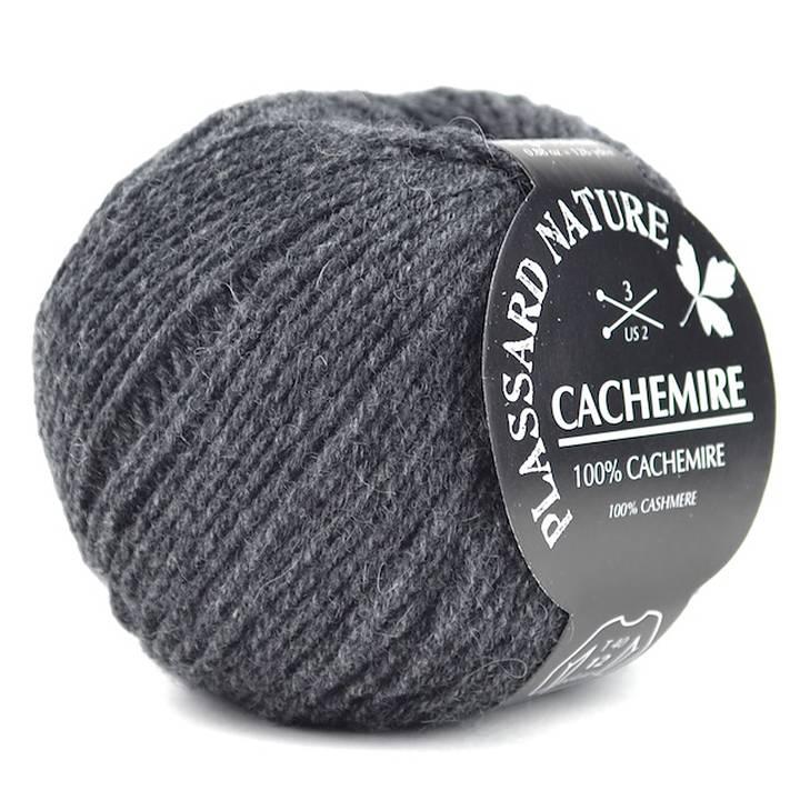 CACHEMIRE Antrasitt 155