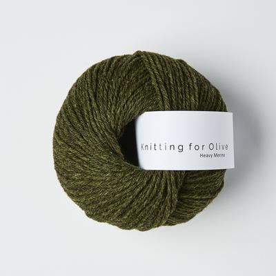 HEAVY MERINO Skifergrønn