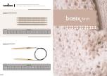 BASIX BAMBUS RUNDPINNER 100 cm 2,50mm