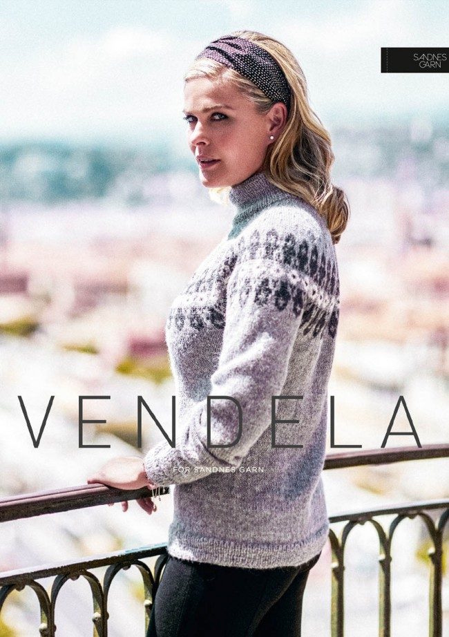 VENDELA FOR SANDNES GARN