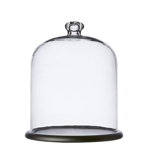 Affari Bella Glasskuppel med fat S