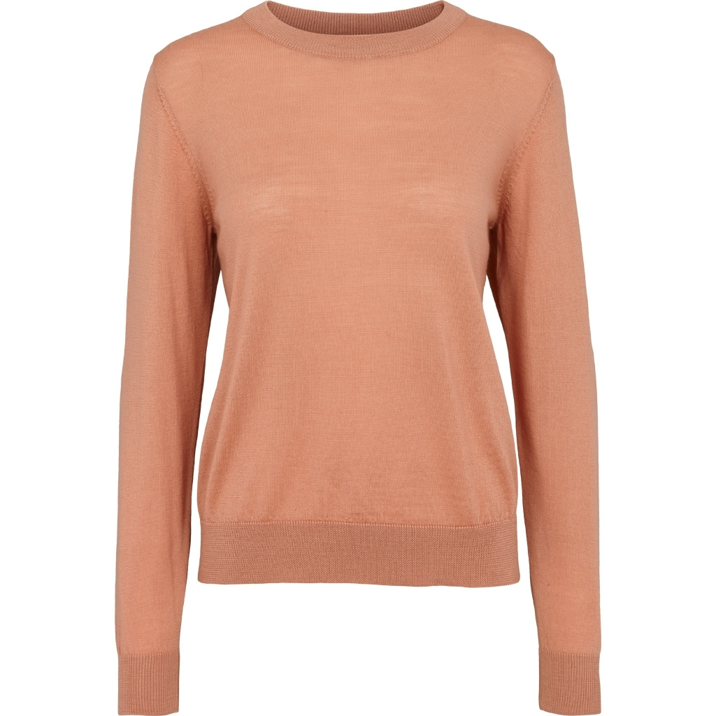 Basic Apparel Vera Sweater Muted Clay