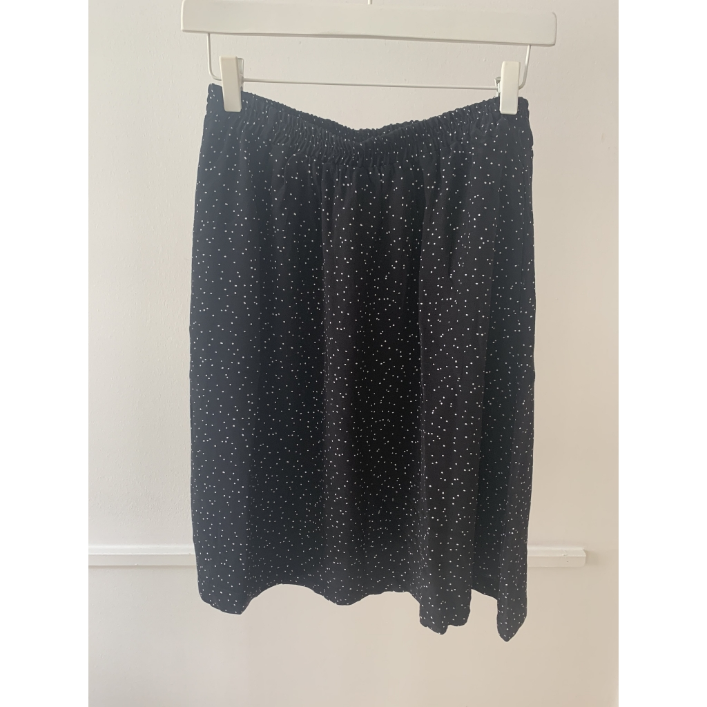 Basic Apparel Julia Skirt Black