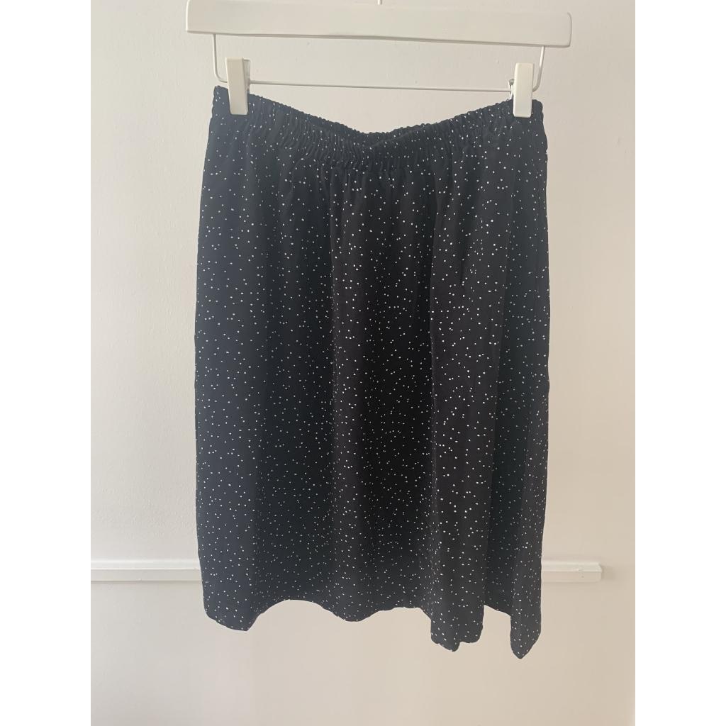 Basic Apparel Julia Skirt Black