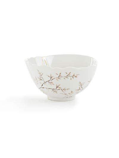 Selewtti Kintsugi Frukt Bowl No09631 Porselen
