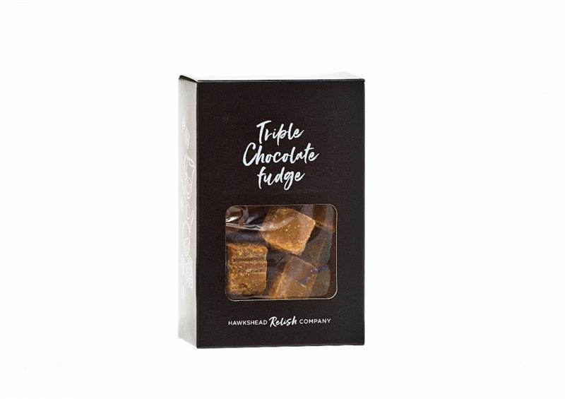 Lille Spesial Trippel Sjokolade Fudge