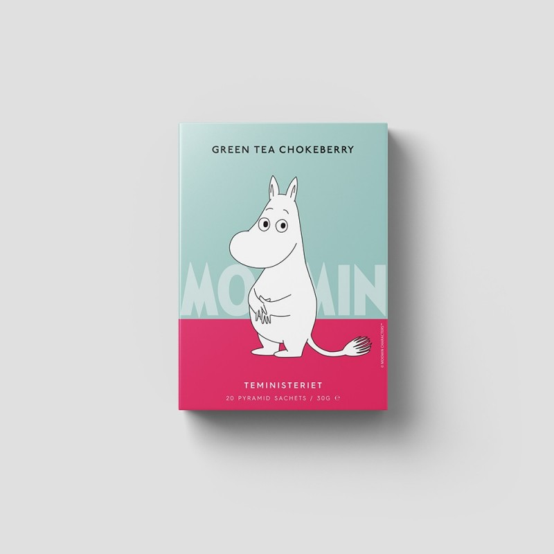 Moomin Green Tea Chookeberry