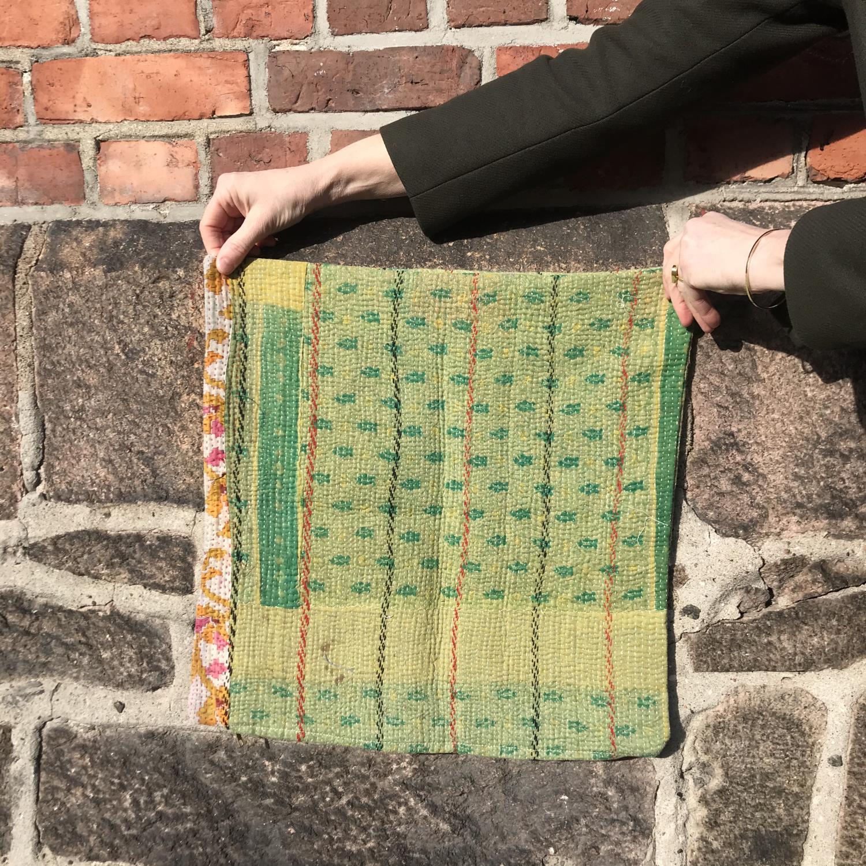 Sissel Edelbo Karma Cotton Vintage Pillow