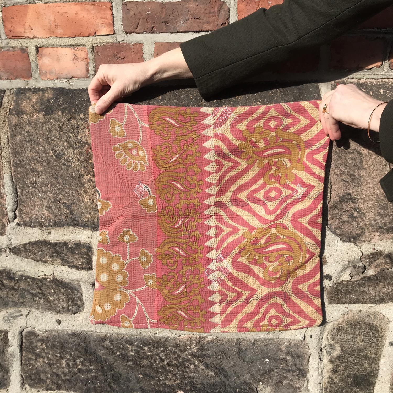 Sissel Edelbo Cotton Vintage Pillow