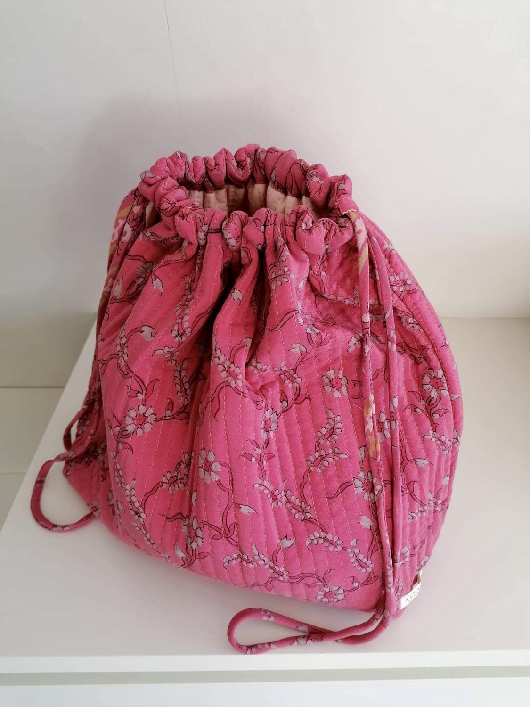 Sissel Edelbo Dagmar Silk Project Bag