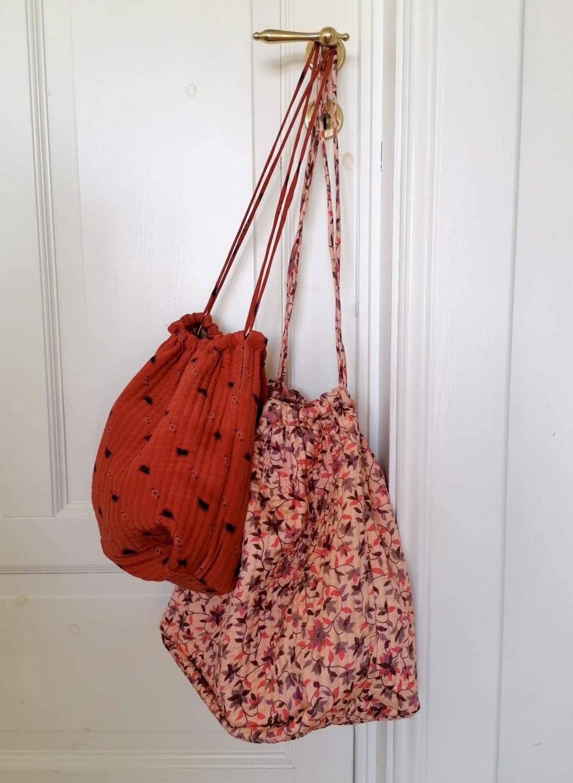 Sissel Edelbo Ingrid Silk Project Bag
