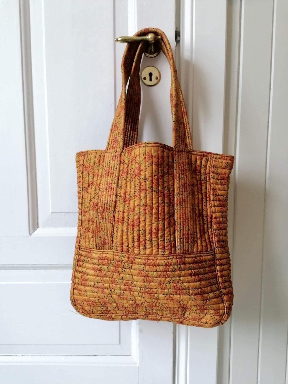 Sissel Edelbo Sophia Silk Tote Bag