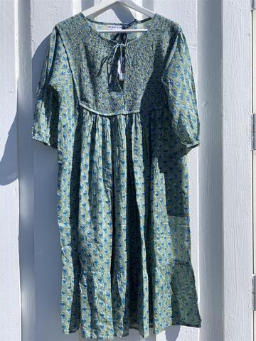 Anouska Pink City Bibi Dress Short