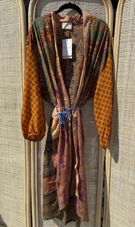 Sissel Edelbo Morning Glory Long Mix Kimono
