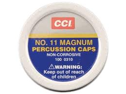 CCI Perkusjonstennhetter # 11 M