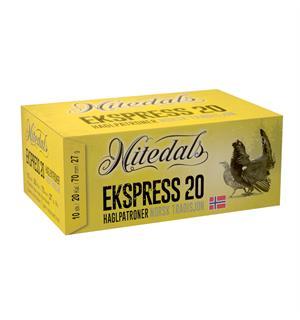 Nitedals Ekspress 20/70 US3 27g
