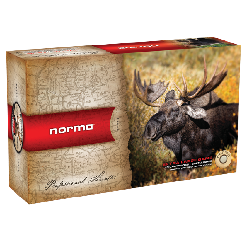 Norma 9,3x62 Mauser 18,5g / 285gr Oryx