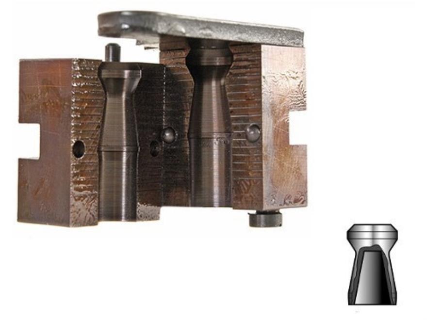 Lyman Støpetang Hagle 1-hulls kaliber 20, 350 grains Sabot Slug