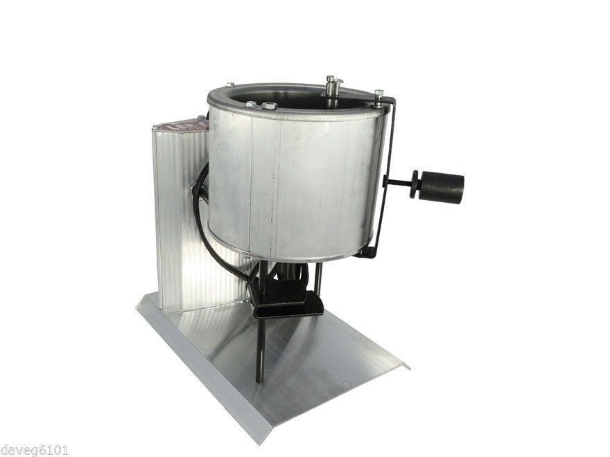 Lee Smeltegryte Pro 4-20 (10 kg), 220 Volt
