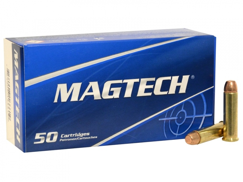 MagTech 357 Magnum 158gr FMJ Flat Point