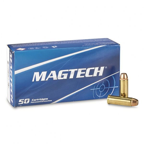 MagTech 44 Magnum 240gr FMJ Flat Point
