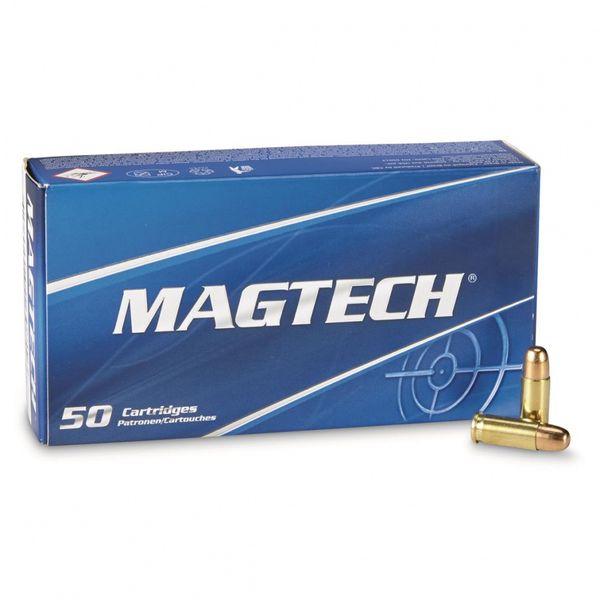 MagTech 25 Auto 3,24g/50 grains FMJ