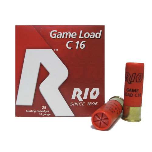RIO Game load 32, 16-70 32g #6, bly
