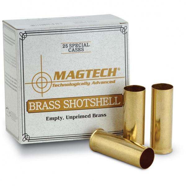 MagTech Messinghylse kal. 36, 25 pk.