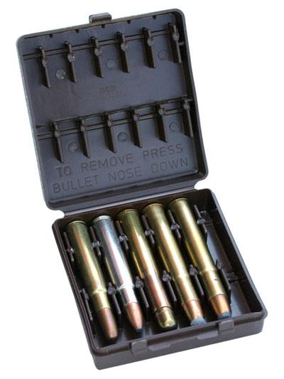 MTM Ammoboks 10 patroner rifle Big Game .470 - .500 Nitro