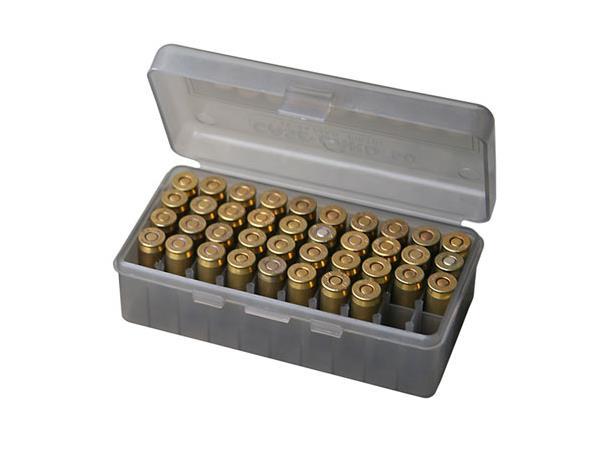 MTM Ammoboks 50 skudd kal 380 Acp/9mm