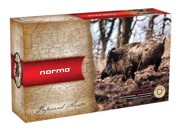Norma 6,5x55 Swedish 10,1g / 156gr Elite Express