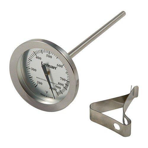 Lyman termometer, bly
