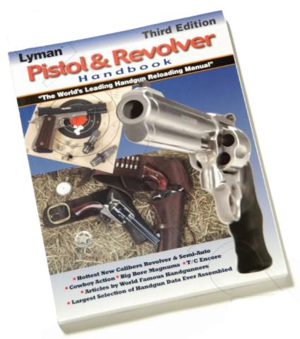 Lyman Ladebok, Pistol & Revolver Handbook, utgave 3
