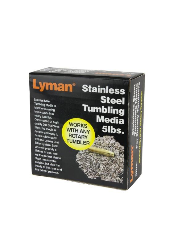 Lyman stålmedia 2,5 kg